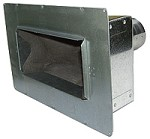 Cool Components Ceiling Duct Box - 4x8 Insulated