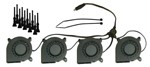 Cool Components Exhaust Fan Kit for CP-CC-(2FN & 4FN)