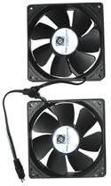 Cool Components Replacement Fans - 92mm x 2