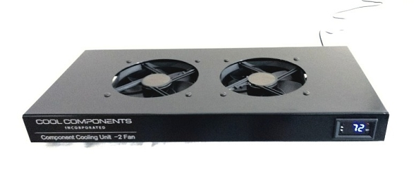 Cool Components Component Unit LT - 2-Fan