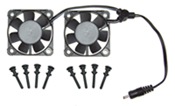 Cool Components Fan Kit - 50x10 2-Fan Assembly