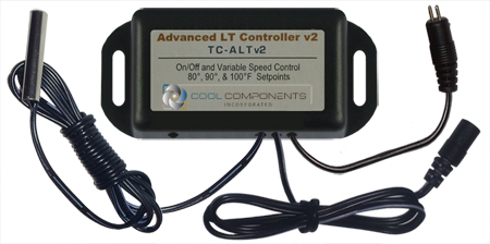 Advanced LTv2 Controller - On/Off & Variable Speed
